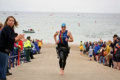 Triathlete champion Paul Hawkins shares his training diary