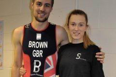 Alister Brown signs up for Braveheart