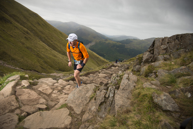 Taking on the Ben: The Run Section