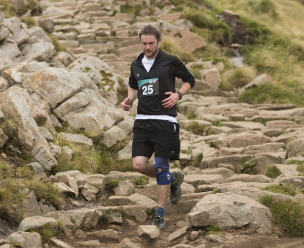 Taking on the Ben – The Run